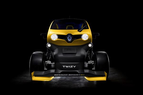 Renault Twizy Sport F1 Electric Commuter 1 600x400 Renault Twizy Sport F1