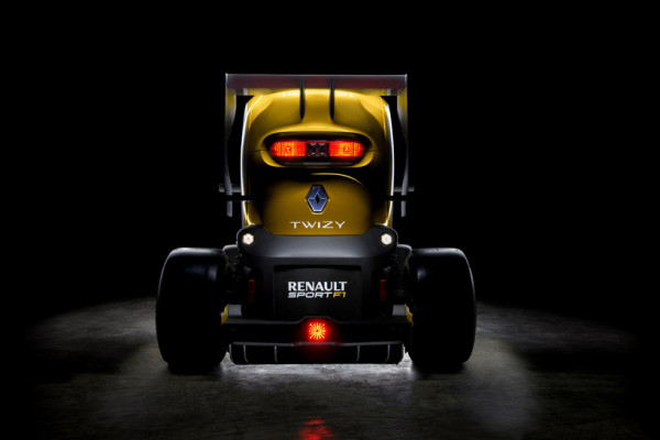 Renault Twizy Sport F1 Electric Commuter 6