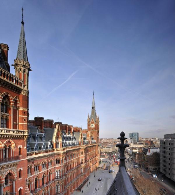 St Pancras Penthouse by Thomas Griem 14