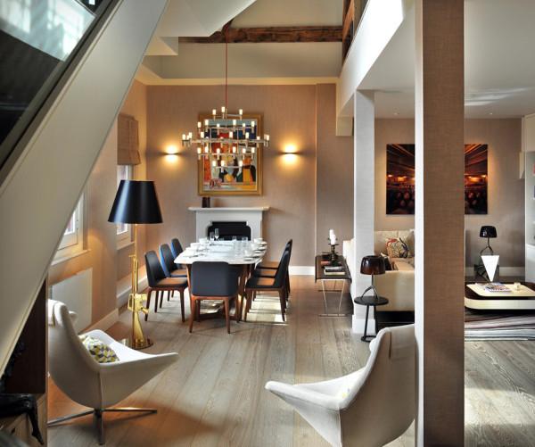 St Pancras Penthouse by Thomas Griem 3