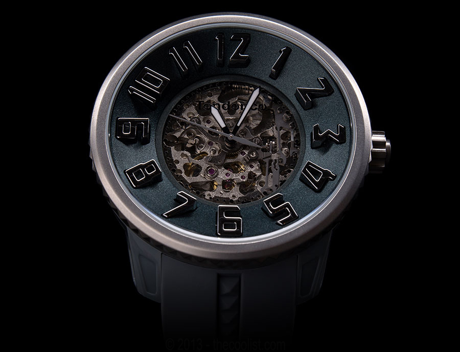 Tendence-Watches—Skeleton-Gray