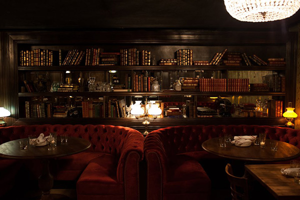 The Library by Gilt Bar Chicago 1 CHICAGO: 7 Authentic Basement Bar Experiences
