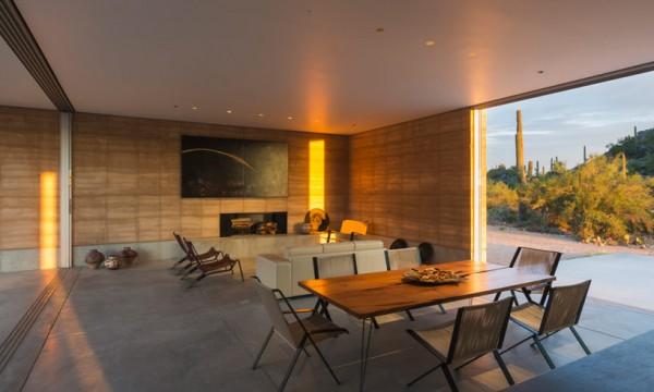 Tucson Moutain Retreat by DUST 12