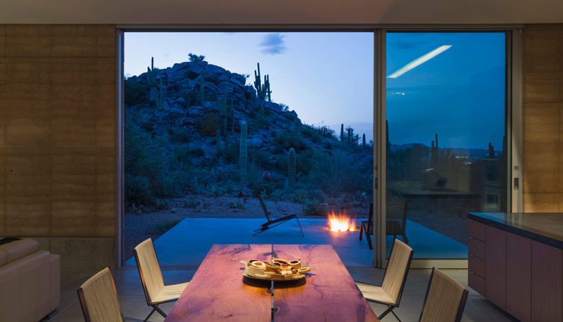 Tucson Moutain Retreat by DUST 13
