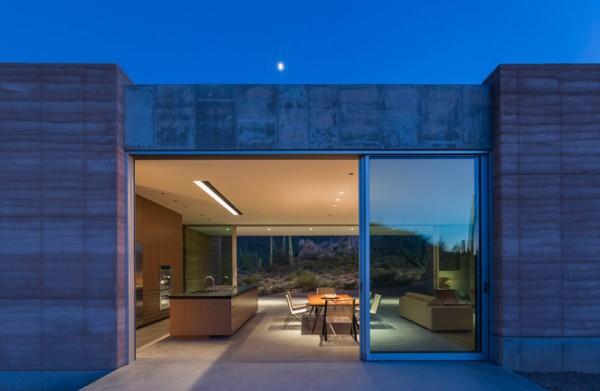 Tucson Moutain Retreat by DUST 14