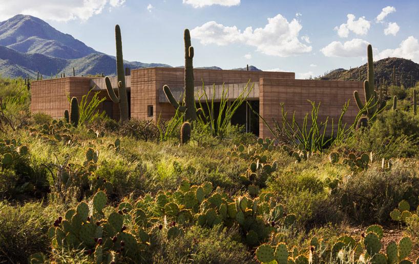 Tucson Moutain Retreat by DUST 3