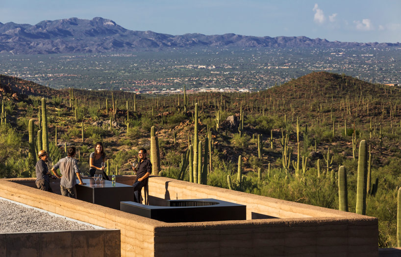 Tucson Moutain Retreat by DUST 4