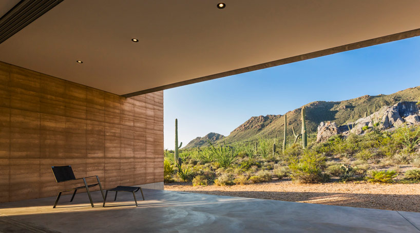 Tucson Moutain Retreat by DUST 7