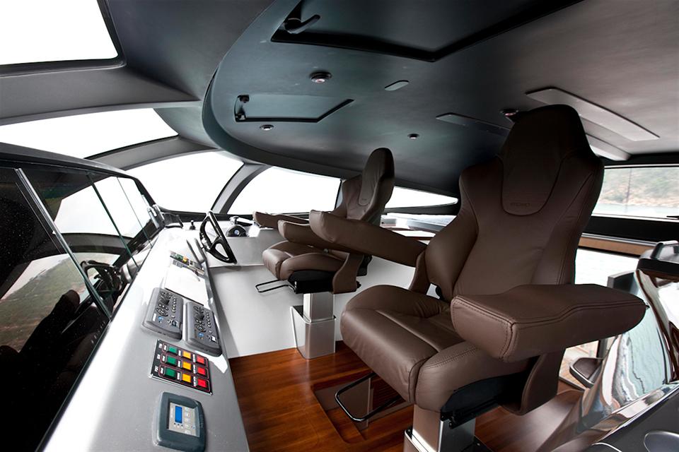 Adastra Superyacht Takes to the Seas 12