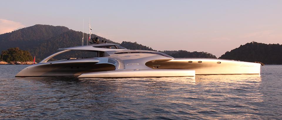 Adastra Superyacht Takes to the Seas 3