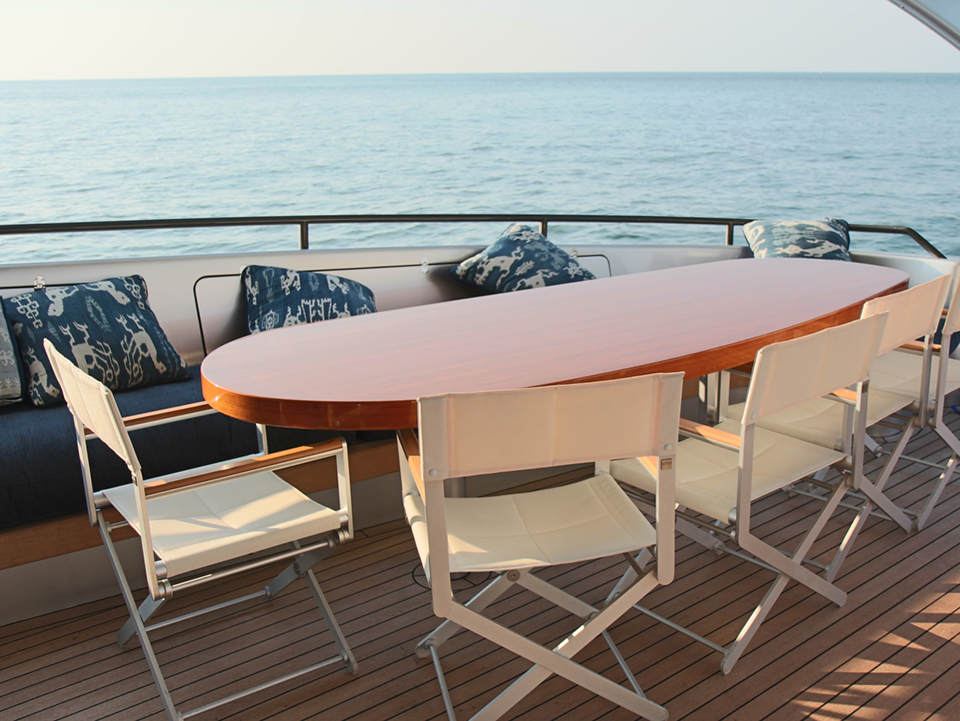 Adastra Superyacht Takes to the Seas 4
