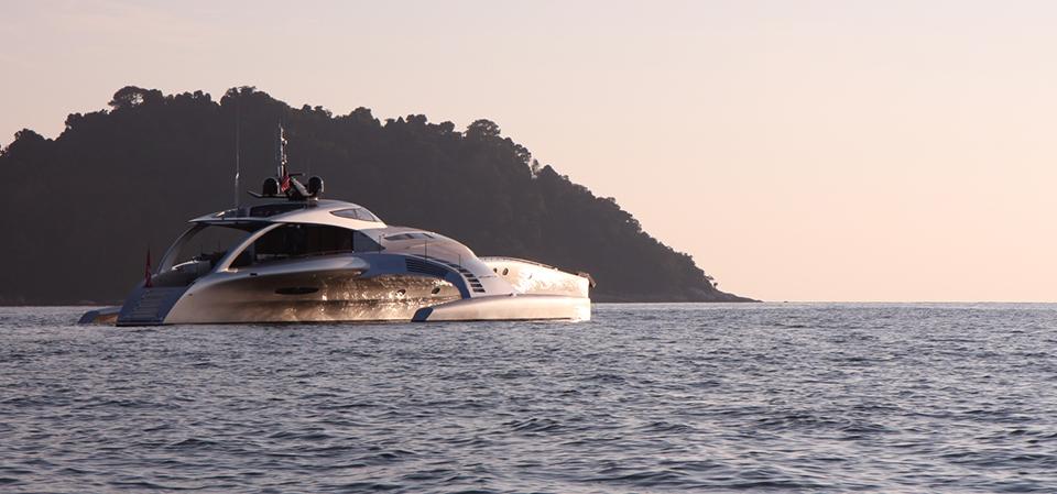 Adastra Superyacht Takes to the Seas 7