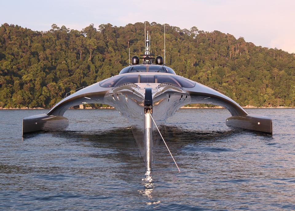 Adastra Superyacht Takes to the Seas 8