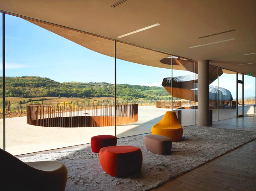 Cantina Antinori Winery 5