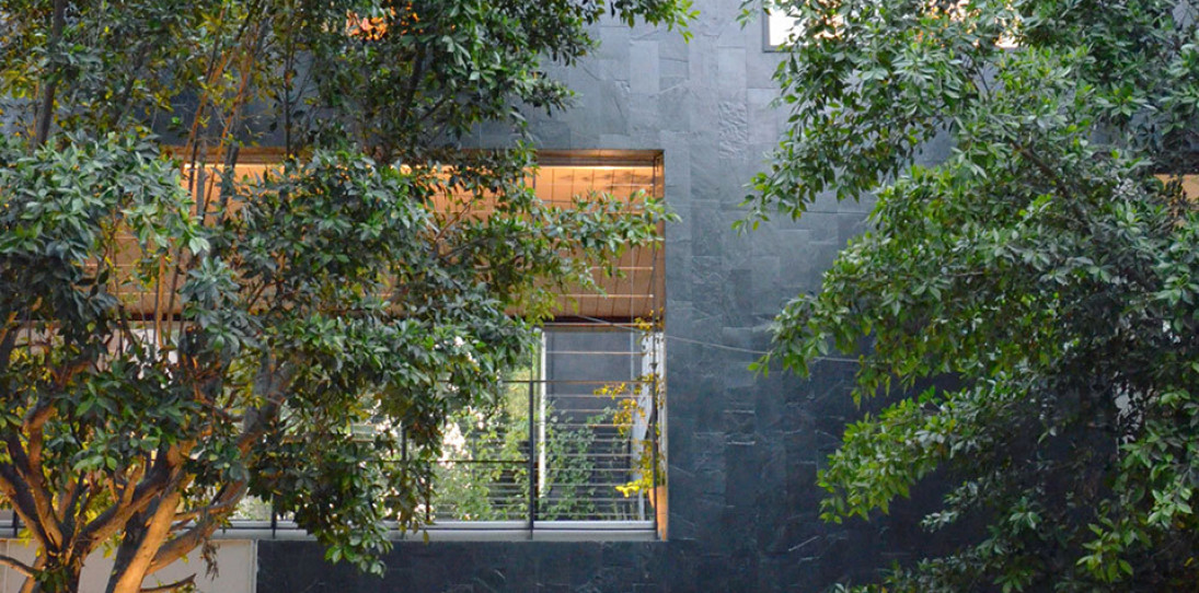 Casa CorManca and the Living Green Wall