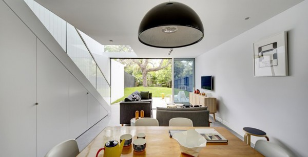 Cosgriff House by Christopher Polly Architect 8 600x307 Cosgriff House by Christopher Polly Architect