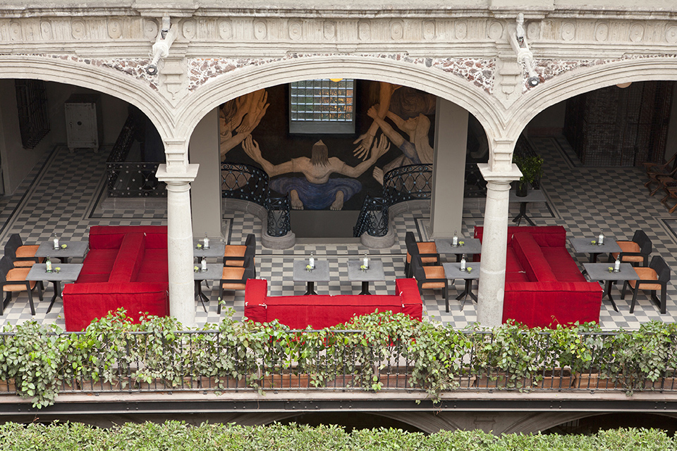 DOWNTOWN Mexico City Hotel (21)