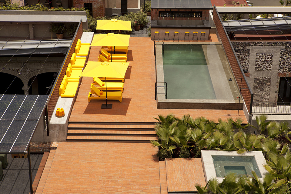 DOWNTOWN Mexico City Hotel (25)