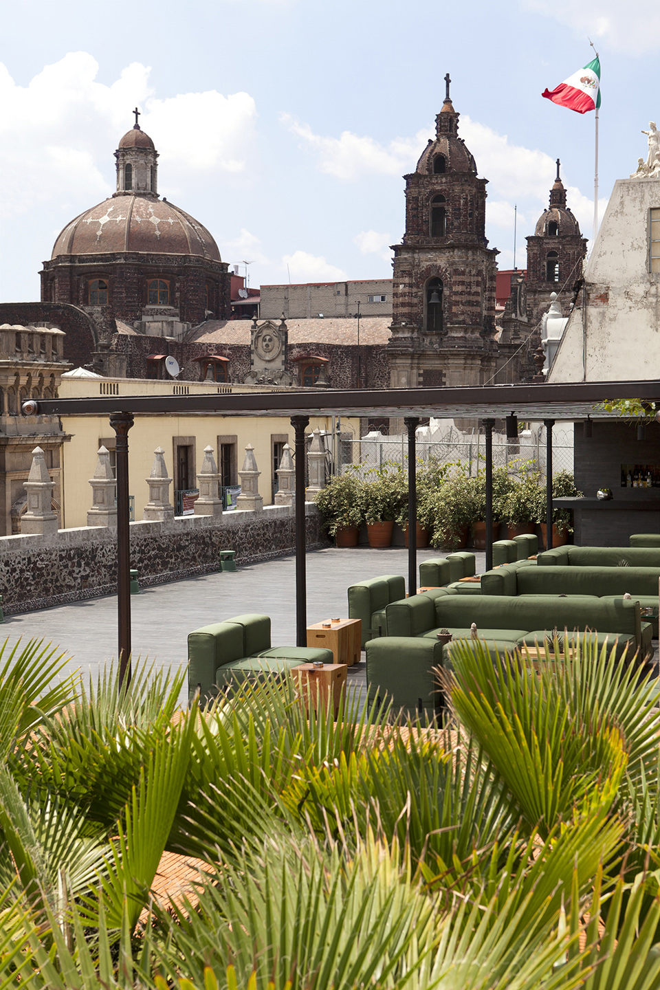 DOWNTOWN Mexico City Hotel (27)