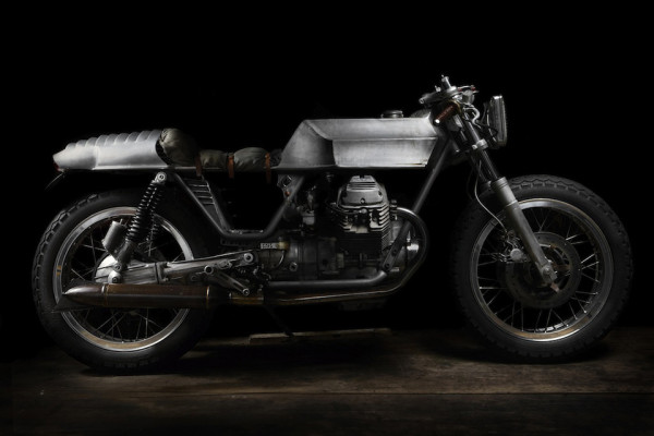 El Solitario Trimotoro Motorcycle 1 600x400 El Solitario Trimotoro Motorcycle