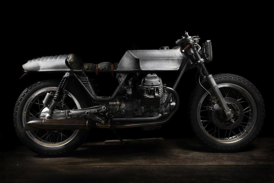 El Solitario Trimotoro Motorcycle 1
