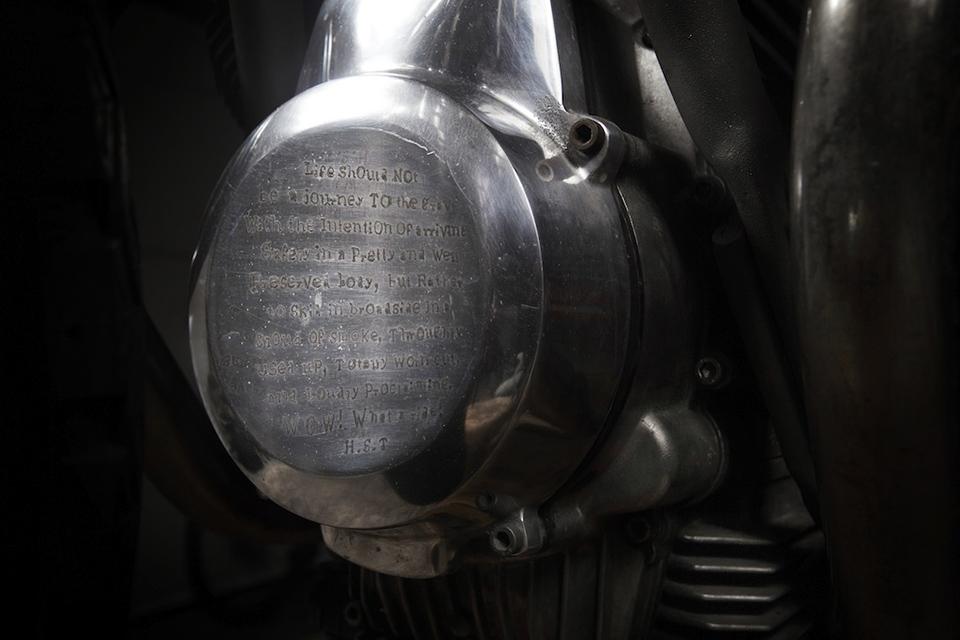 El Solitario Trimotoro Motorcycle 10