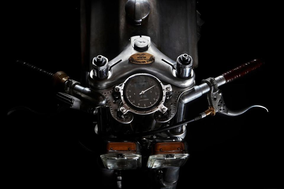 El Solitario Trimotoro Motorcycle 11