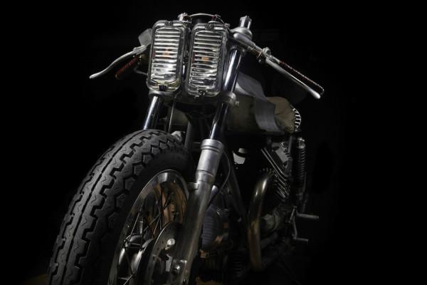 El Solitario Trimotoro Motorcycle 2 600x400 El Solitario Trimotoro Motorcycle