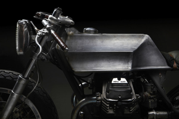 El Solitario Trimotoro Motorcycle 3