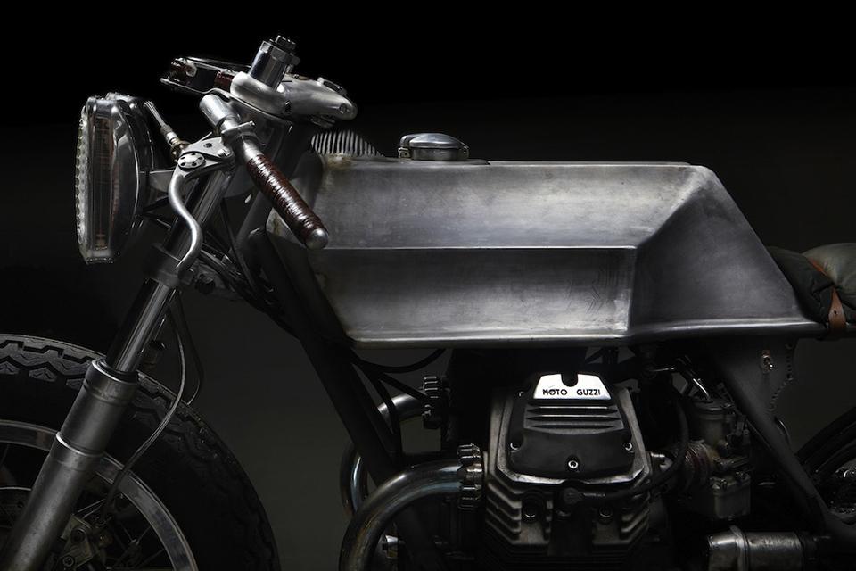 El Solitario Trimotoro Motorcycle 3