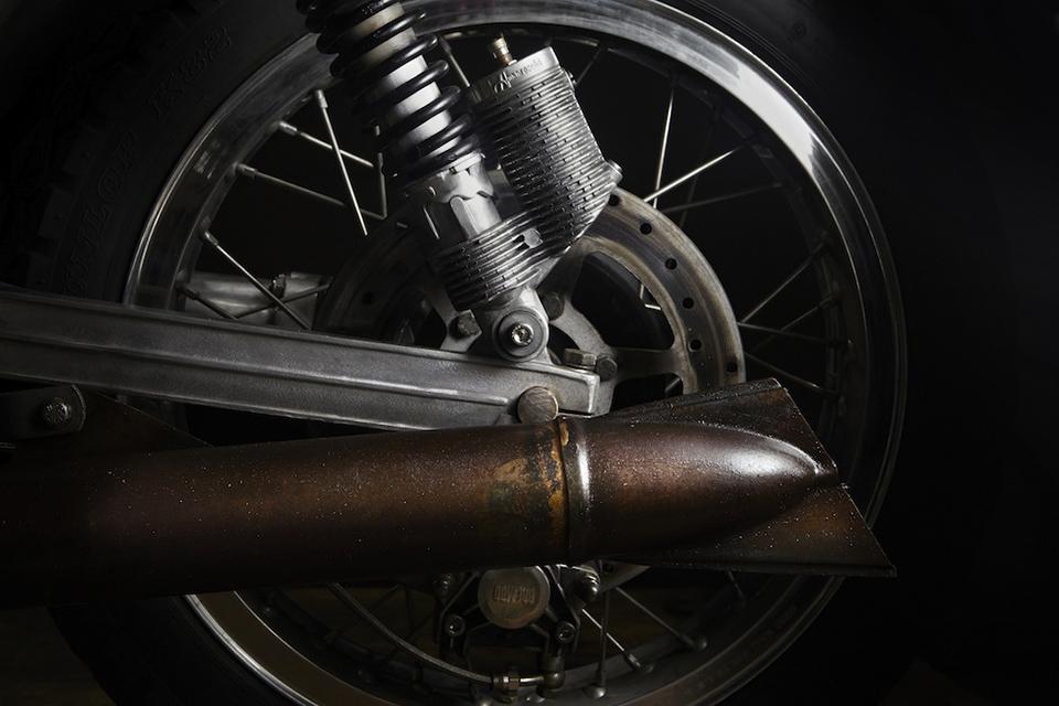 El Solitario Trimotoro Motorcycle 5