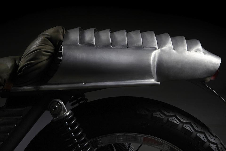 El Solitario Trimotoro Motorcycle 6