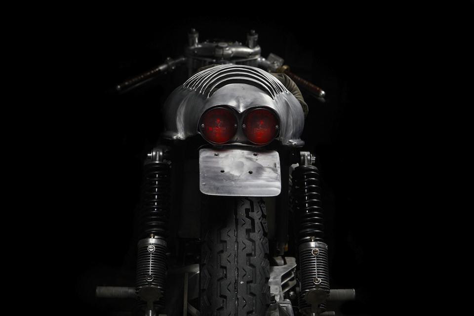 El Solitario Trimotoro Motorcycle 7