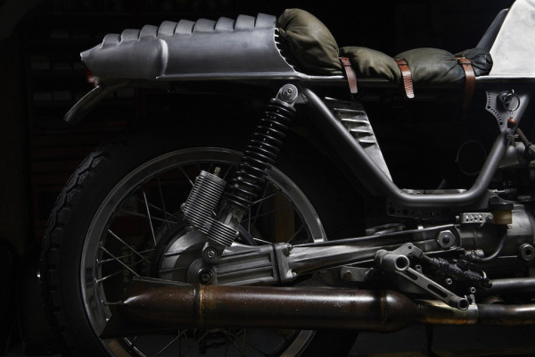 El Solitario Trimotoro Motorcycle 8