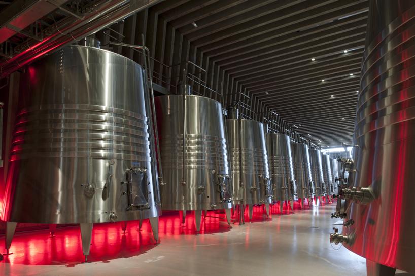 Faustino Winery 4