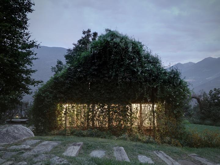Green Box by Act Romegialli 1