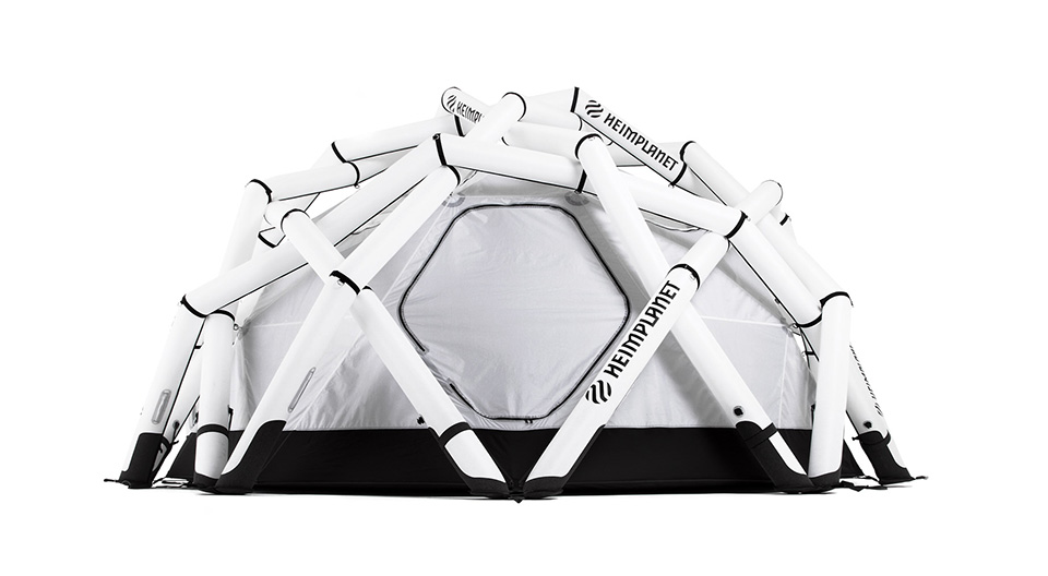 Heimplanet Inflatable Expedition Tent 1