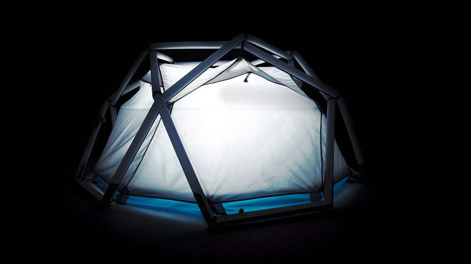 Heimplanet Inflatable Expedition Tent 3