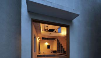 House T by Hiroyuki Shinozaki