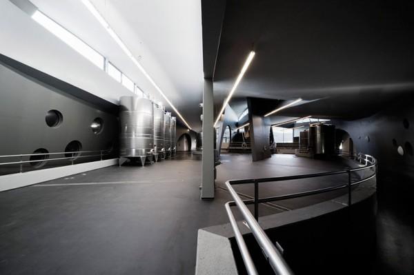 Kreinbacher Champagne Maturing Facility 1