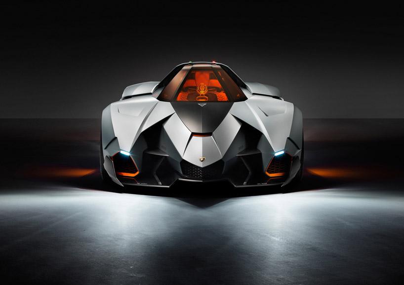 Lamborghini Egoista Concept 1