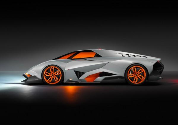 Lamborghini Egoista Concept 2