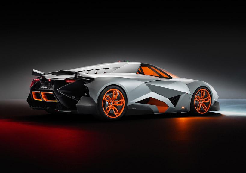 Lamborghini Egoista Concept 3