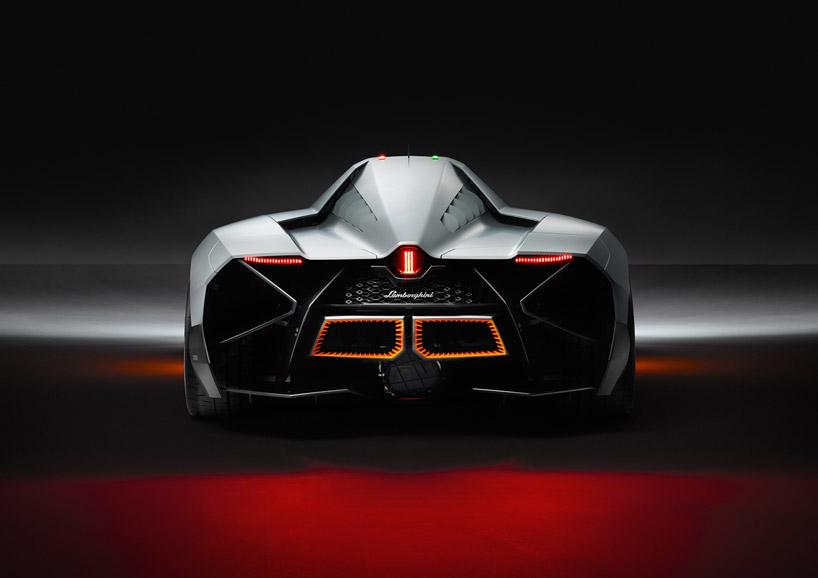 Lamborghini Egoista Concept 4