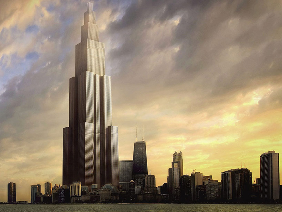 Sky City The Worlds Tallest Building 7