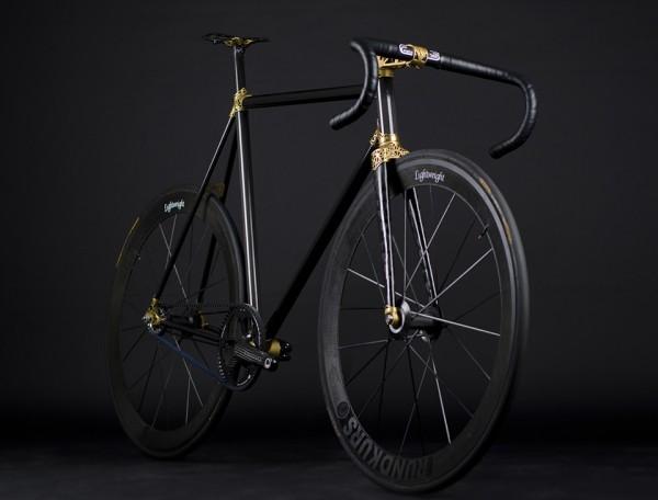 VRZ 2 BELT 3D Printed Bike 2
