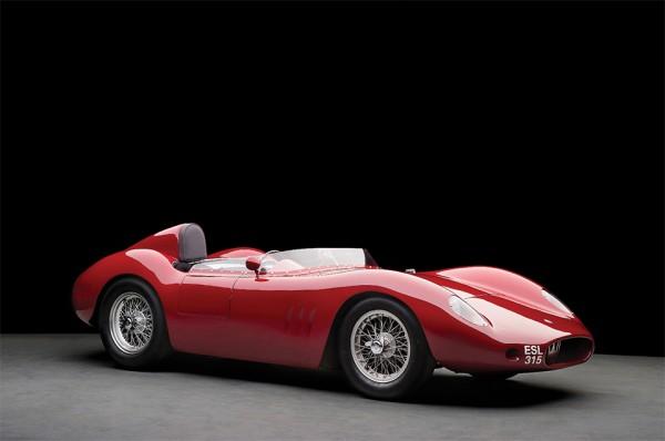1957 Maserati 250S 1 600x398 1957 Maserati 250S