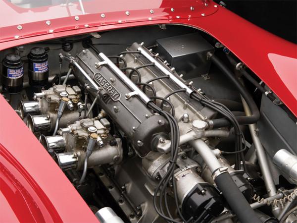 1957 Maserati 250S 3