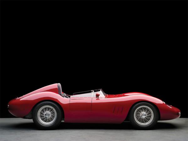 1957 Maserati 250S 5