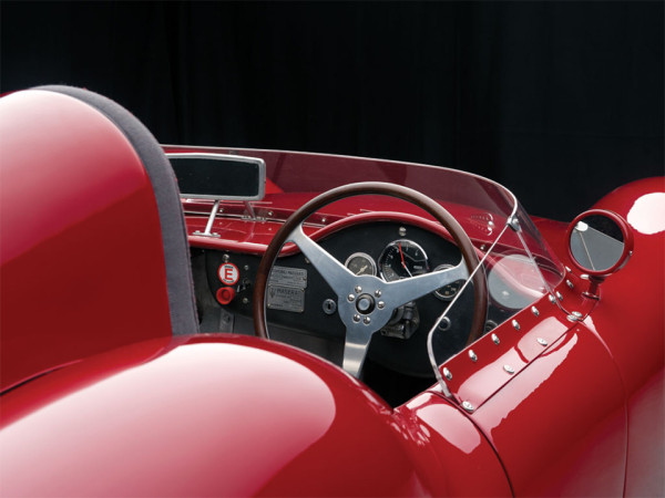 1957 Maserati 250S 7